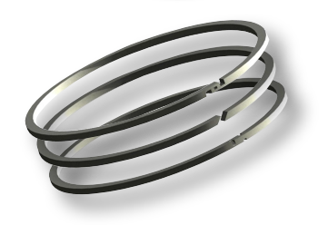 Custom Piston Rings and Seal Rings